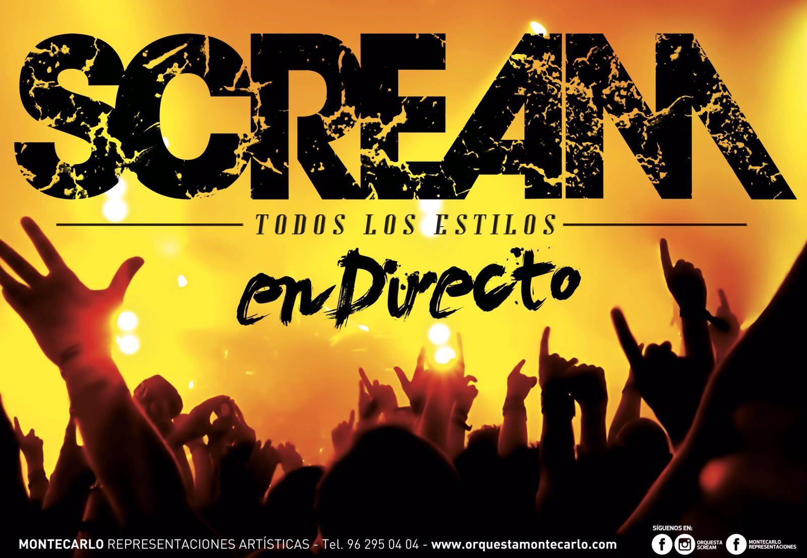 Valencia Orquesta Scream