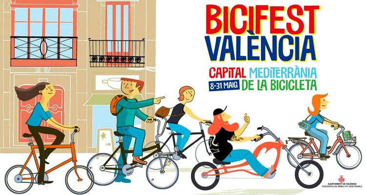 bicicleta en valencia