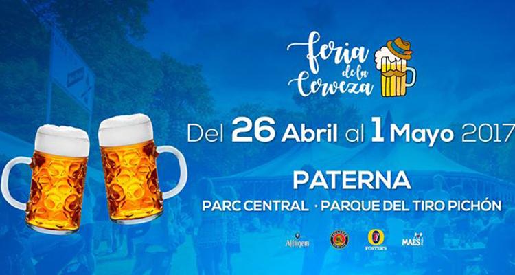 Feria de la Cerveza en Valencia