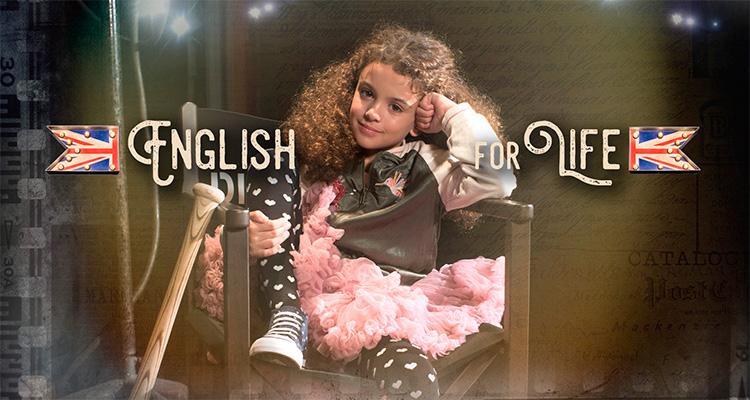 escuela inglés niños