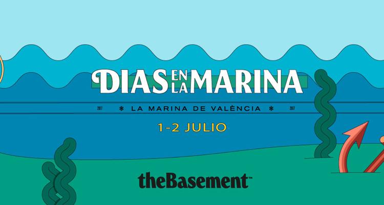 dias de la marina the basement