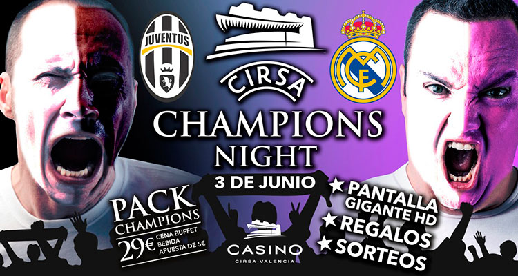 champions league en valencia