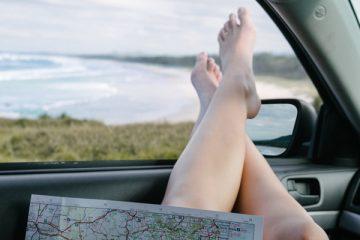 ruta en coche valencia