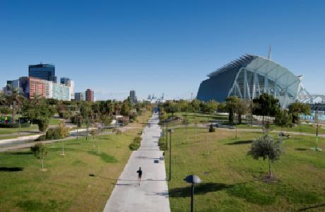 Jardines del turia love valencia for Hotel nh jardines del turia