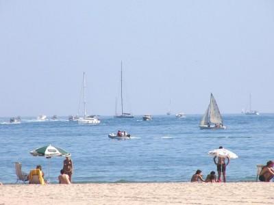 Playa de Pinedo (Valencia)