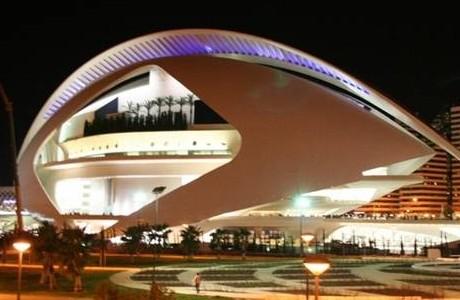 Palau de les arts Valencia