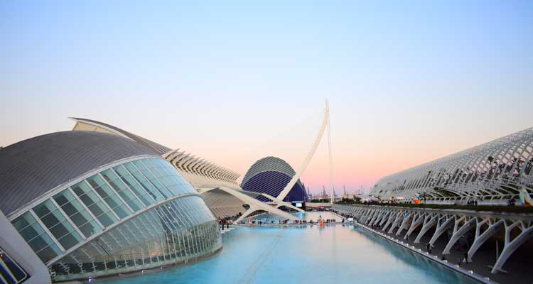 Ciudad De Las Artes Y Las Ciencias Love Valencia