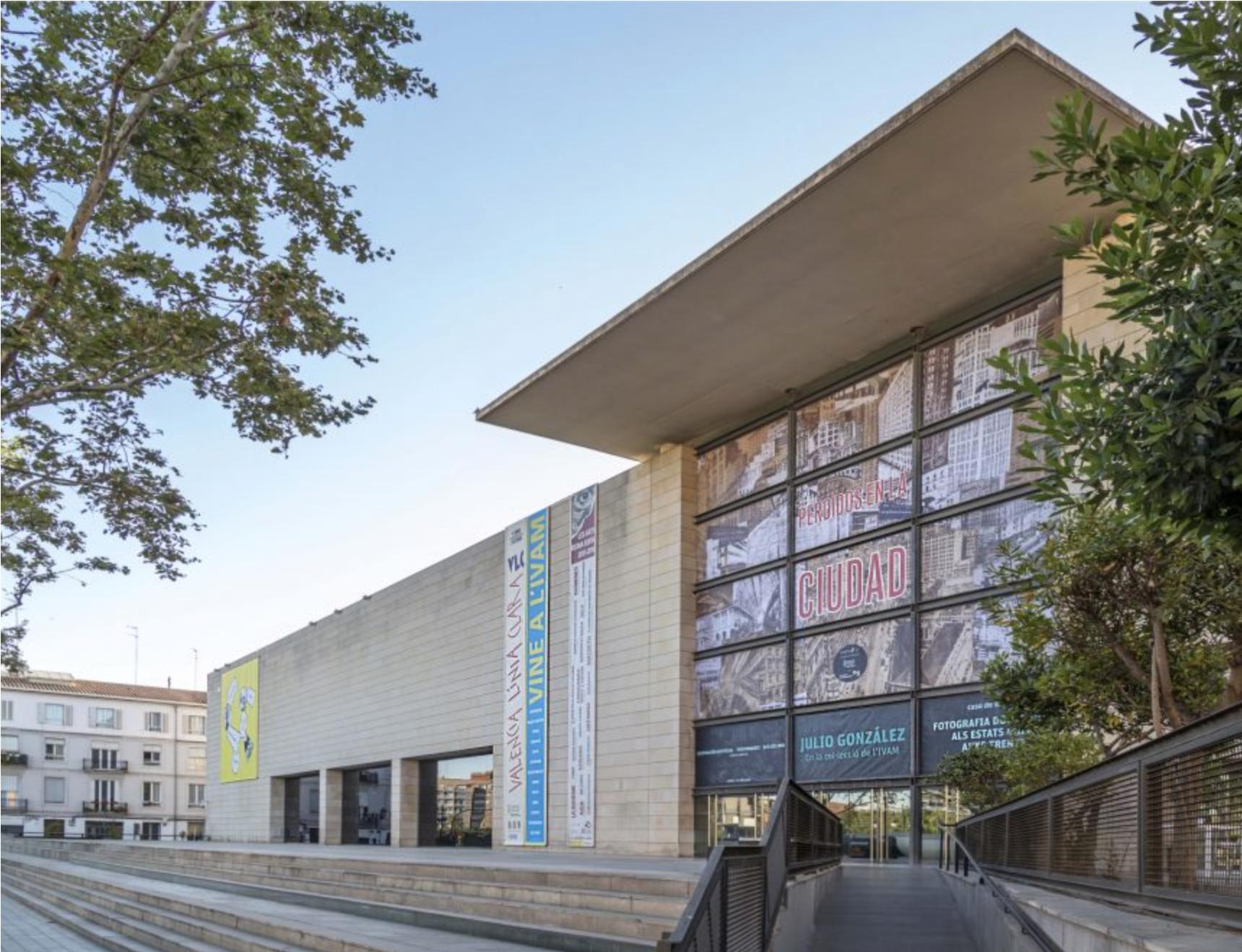 Museo IVAM Valencia