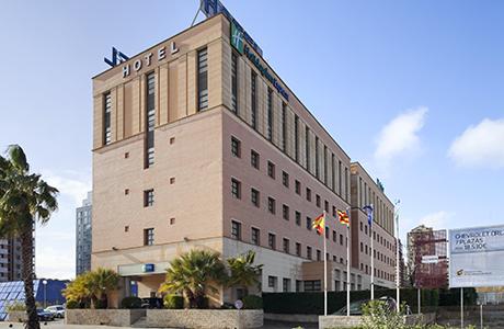 Hotel HolidayInn Express Ciudad de las Ciencias