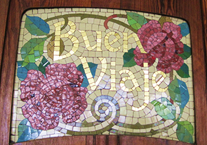 mosaics north station in valencia