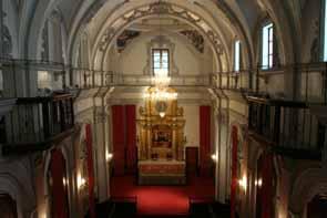 capilla sabiduria la nau