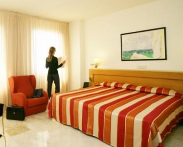 Habitación Expo Hotel Valencia