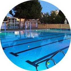 piscina parque del oeste piscinas nocturnas en valencia