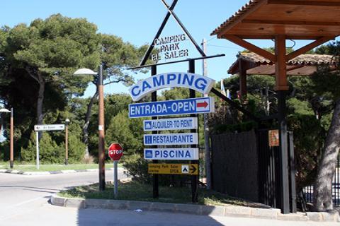 camping el saler | love valencia