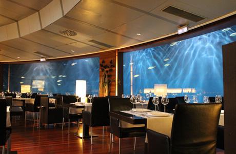 Restaurant Oceanographic
