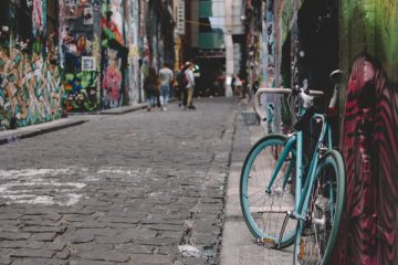 moverse en bici por valencia