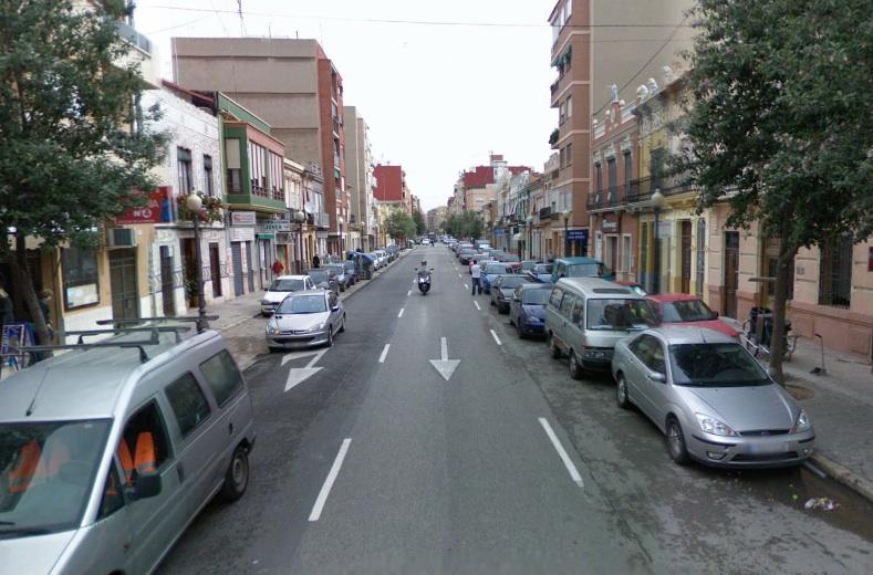 Calle Reina Love Valencia