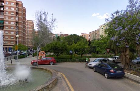 plaza del cedro valencia