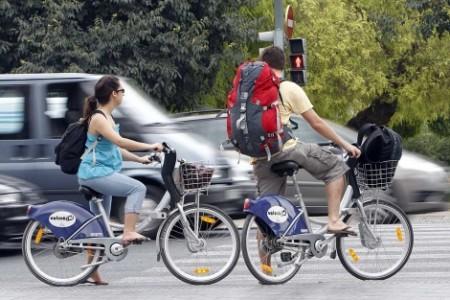 valenbisi valencia bike rentals