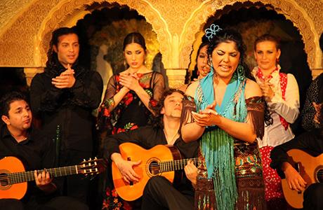 Flamenco en Valencia