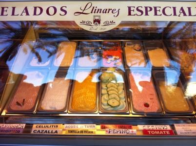 Heladería Linares de Valencia