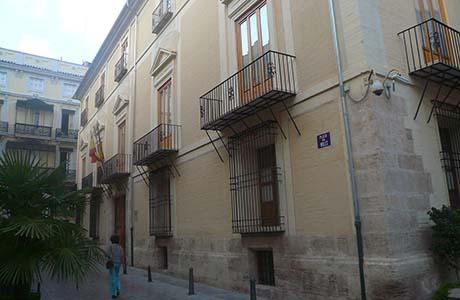 Palau dels Català de Valeriola