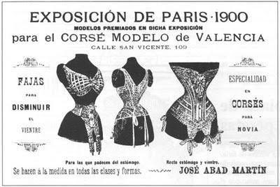 Resultado de imagen de anuncios antiguos ropa
