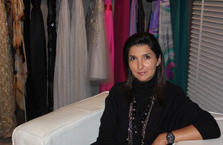 Imagen de Isabel Cosme, portavoz de la Valencia Shopening Night