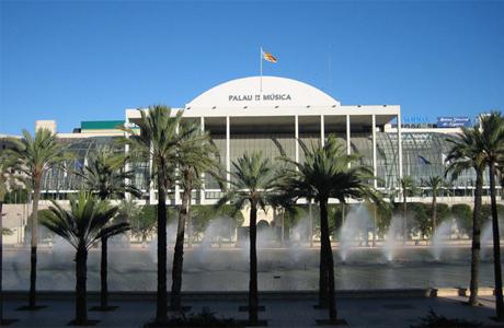 Palau de la Música Valencia
