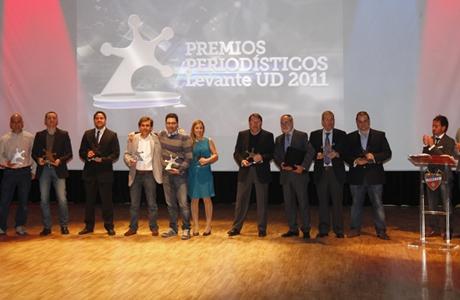 Premios Periodísticos Levante UD