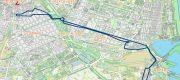 Recorrido Línea N8 EMT Valencia Plano