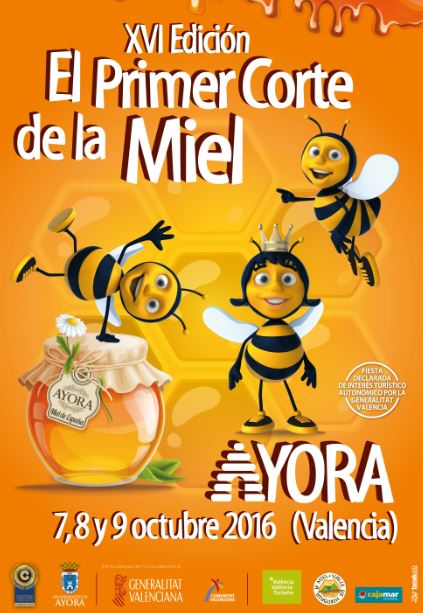 feria de la miel Ayora