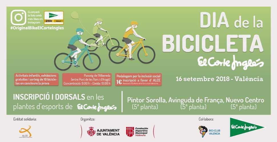 día de la bicicleta valencia