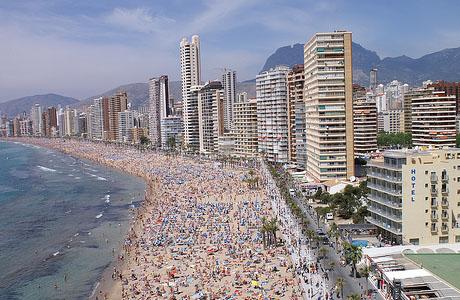 Turismo benidorm love valencia for Hoteles familiares en benidorm