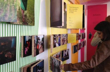 Exposición India Bancaja