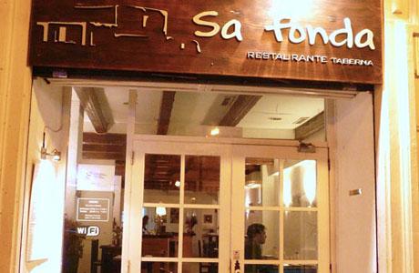 Restaurante Sa Fonda