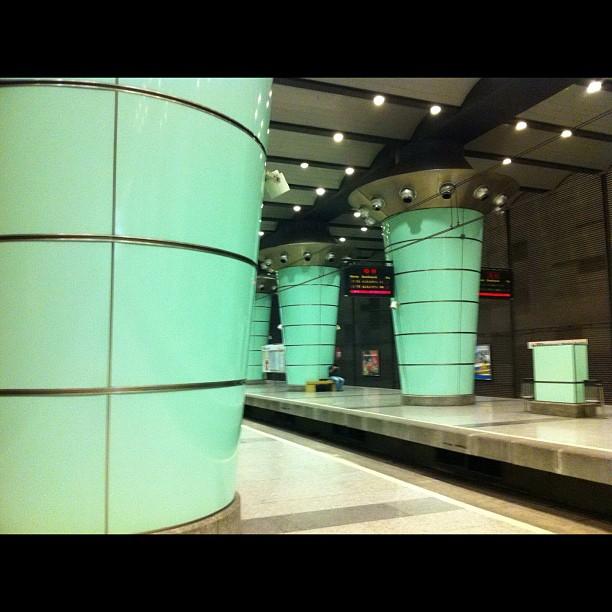 #valencia #metro #underground