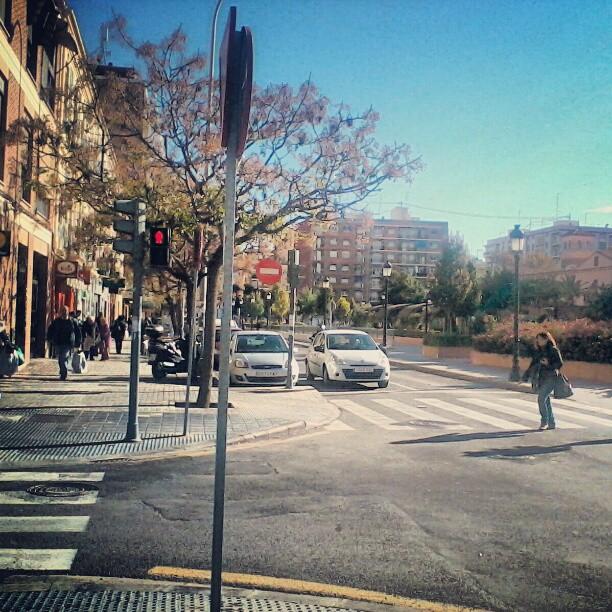 Buenos días! #Valencia #España #lovevalencia #fotodeldía