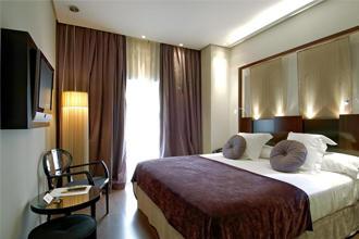 Habitacion Vincci Palace Valencia