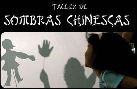 Taller de sombras chinescas