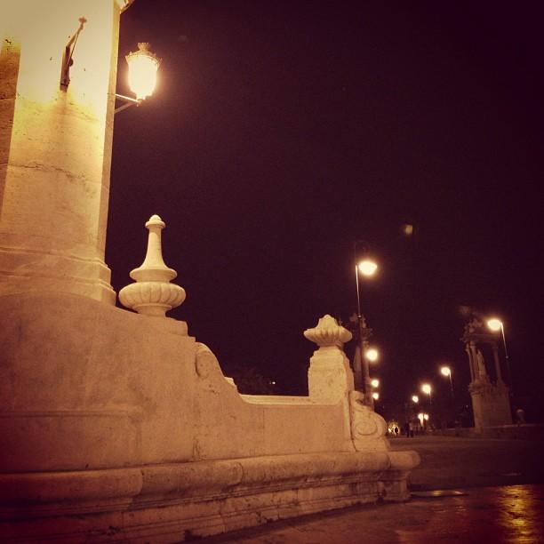 Pont de la mar, 2012