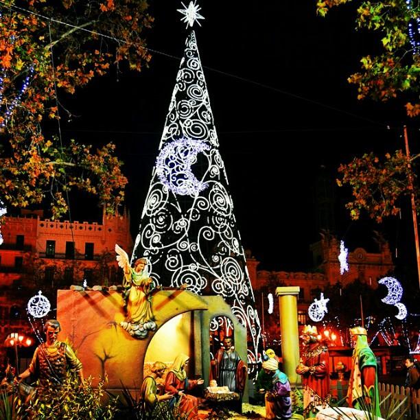 Navidad en Valencia #lovevalencia