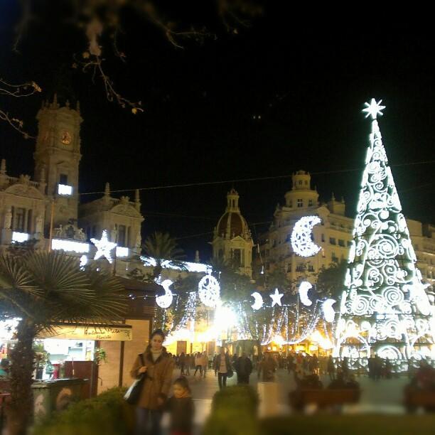Last days of #christmas #lovevalencia #lights #picoftheday #instamood #instagramer