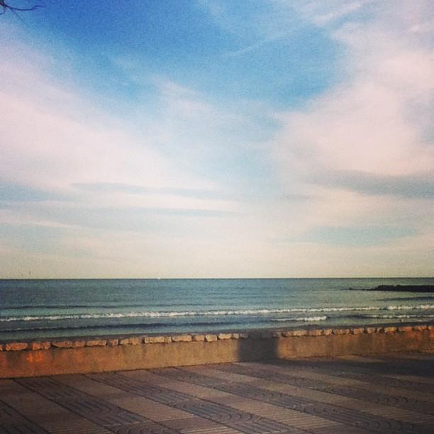 relax! Beach #landscape #loveit #lovevalencia
