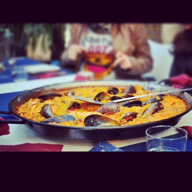#instagram #instamood #instagood #igers #spain #españa #spain #valencia #lovevalencia #food #paella #mammamia #che #buona #love