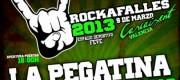 Rock a Falles valencia 2013