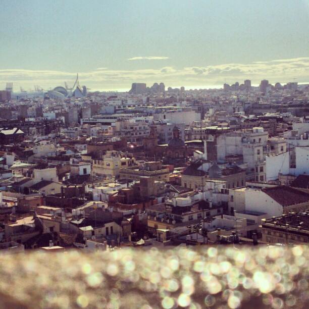 Valencia @love #lovevalencia #ciudad #vistas
