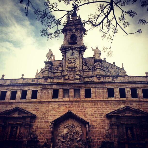 #lovevalencia #valencia #edificio #turismo #arquitectura