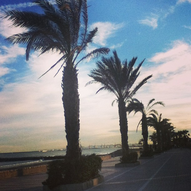 Beautiful ???? love valencia! Love beach! #landscape #beach #lovevalencia