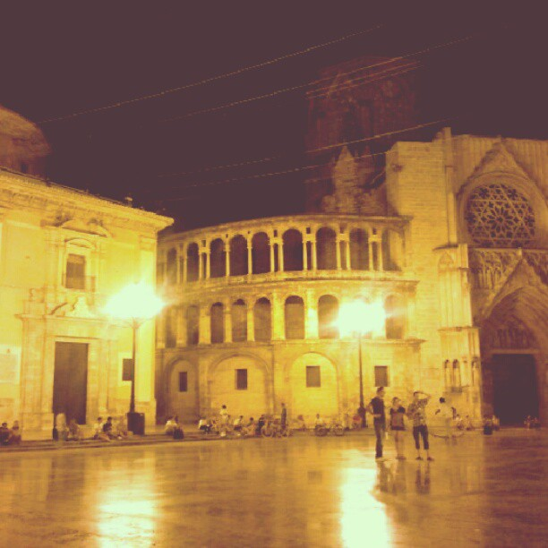 que tendra que me enamora esta plaza ? #lovevalencia #valencia #missyou